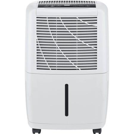 Desumidificador de ar branco