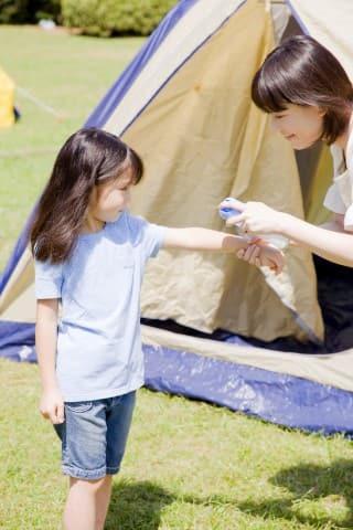 Repelente de insetos infantil