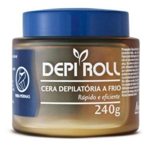 Depilação Depi Roll cera fria