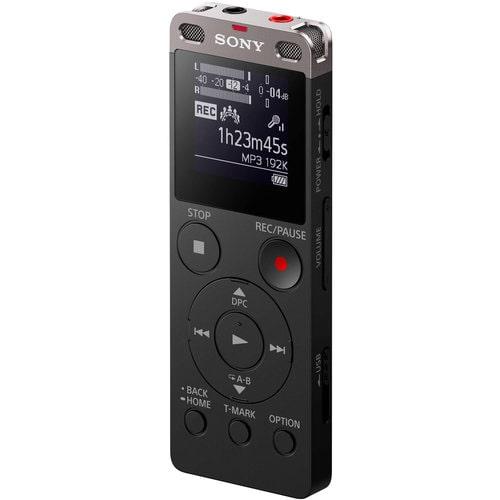 Gravador digital Sony ICD-UX560