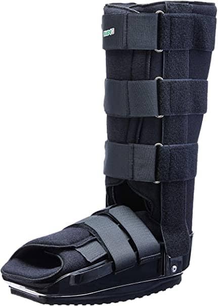 bota imobilizadora pé e tornozelo