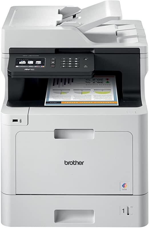 impressora laser colorida brother MFCL8610CDW