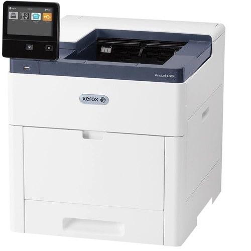 impressora laser colorida xerox C600dn