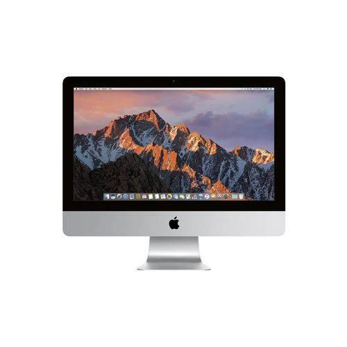 edição de vídeo iMac Apple MNE92LLA 27 polegadas