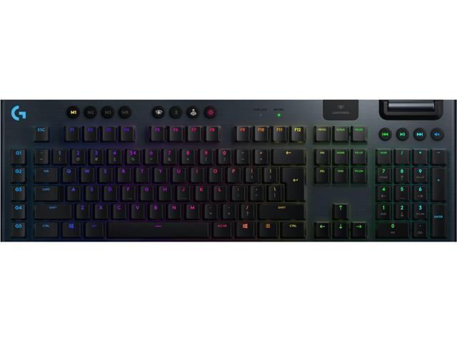 teclado gamer wireless logitech g915