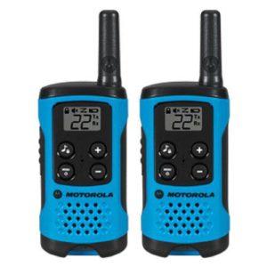 walkie talkie Motorola T100