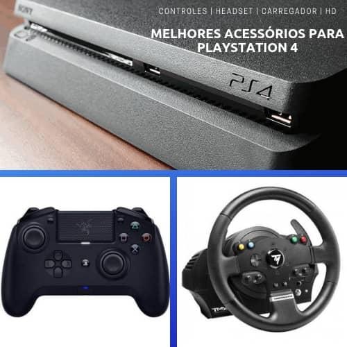 ec0bedad2 9 melhores acessórios para Playstation 4 – 2019