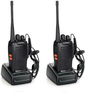 walkie talkie baofeng bf777