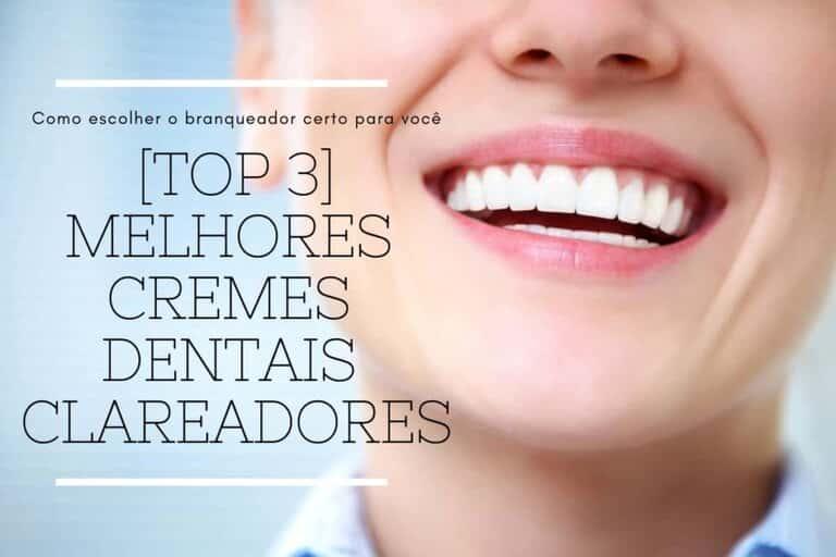 melhor clareamento dental