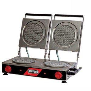 maquina de waffles comercial profissional