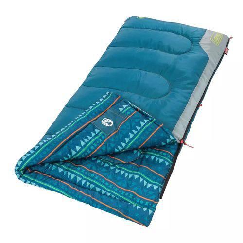 saco de dormir infantil coleman