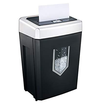 trituradora de papel para escritório