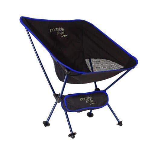 cadeira de camping leve portable style