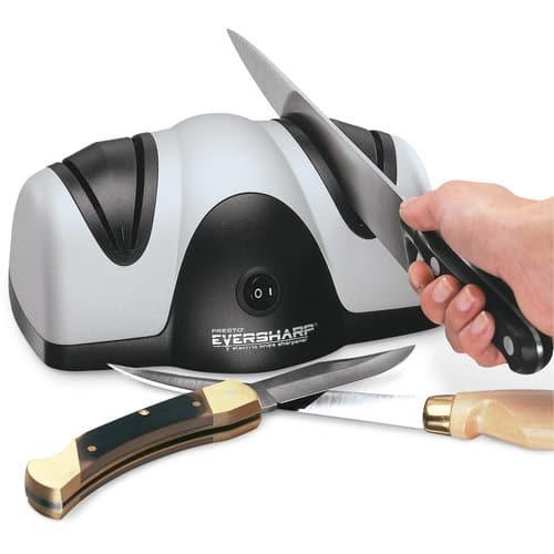 melhor amolador de facas eletrico