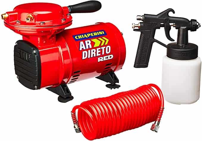 compressor de ar para pintura chiaperini