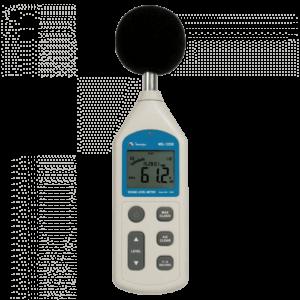 decibelimetro digital profissional