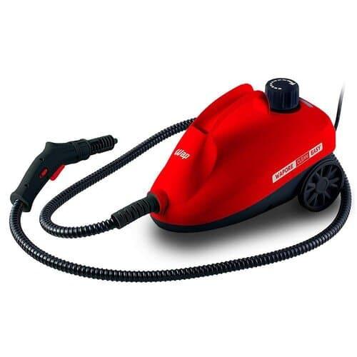 limpador a vapor wapore clean easy vermelho