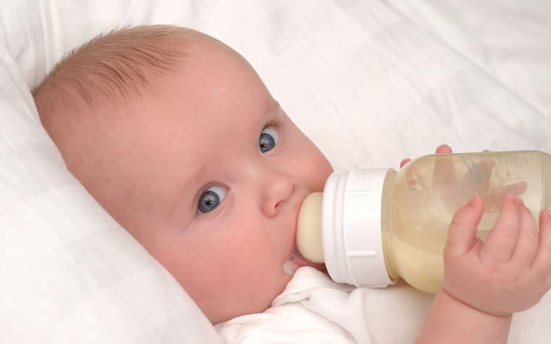 mamadeira para recem nascidos