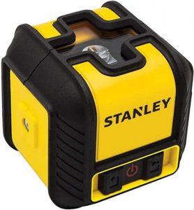 nivel a laser cruz stanley