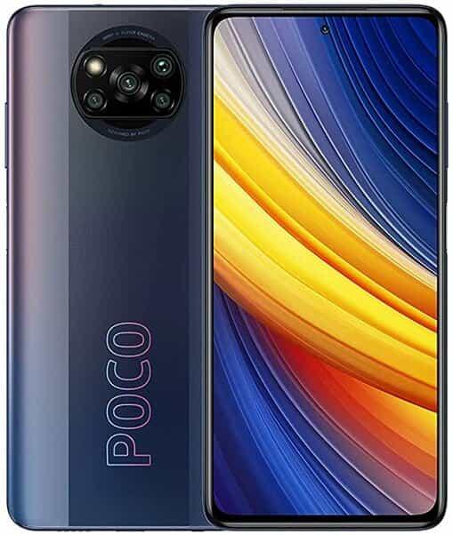 celular com infravermelho poco x3 pro