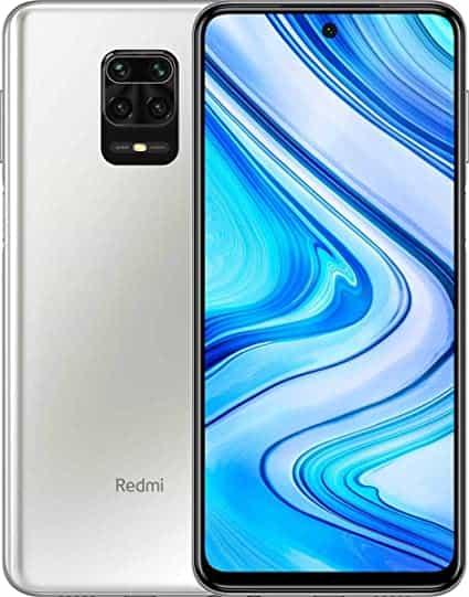 celular Xiaomi Redmi Note 9 Pro com NFC