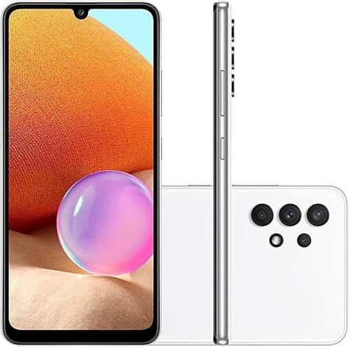 celular com nfc galaxy a32