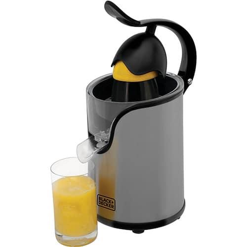 espremedor de laranja doméstico