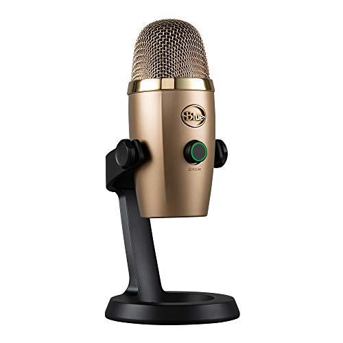 microfone usb yeti nano
