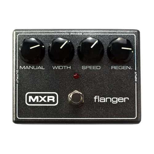 pedal flanger mxr