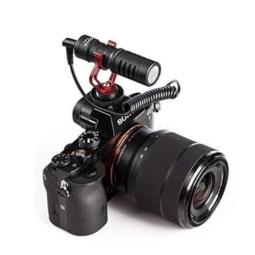 microfone para camera profissional