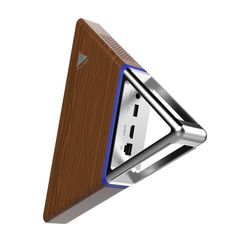 thin client acute angle