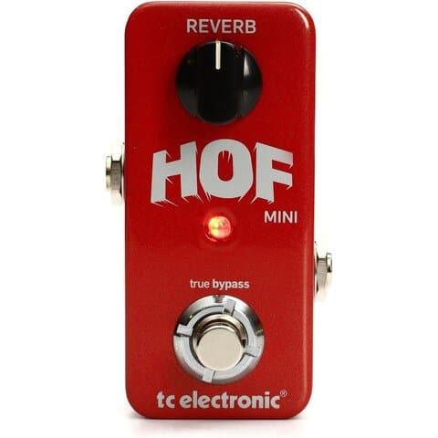 pedal reverb hof mini true bypass
