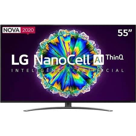 TV LG Nano 120hz 4k