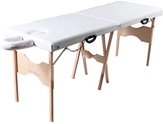 mesa de massagem portátil barata