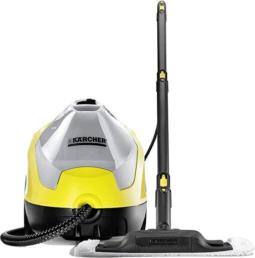 limpador a vapor profissional karcher