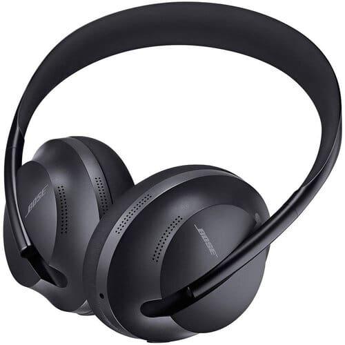 fone de ouvido com cancelamento de ruido ativo bose
