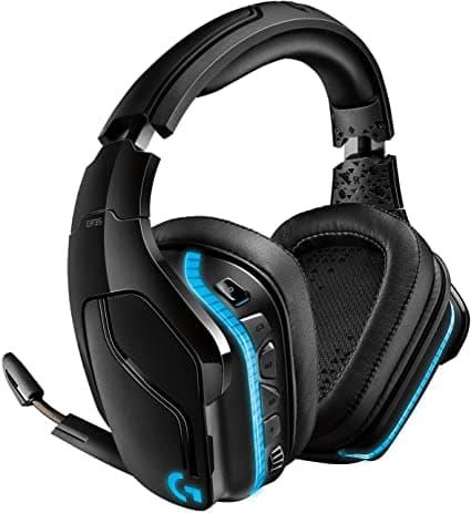 headset gamer sem fio logitech