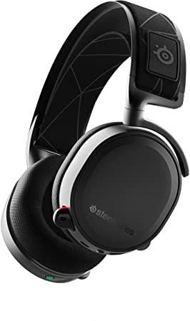 headset gamer sem fio steelseries